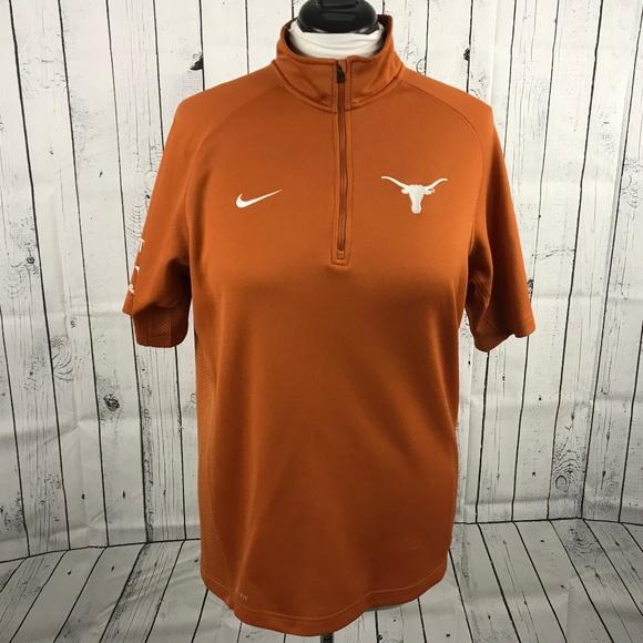 596f0359 NIke Texas Longhorns UT Basketball Band Shirt